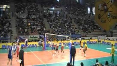 Photo of Volleyball : World league 2010