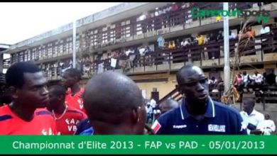 Photo of VolleyBall/Championnat d'Elite 2013 : FAP vs PAD