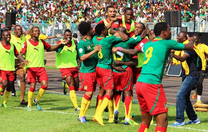 Classement FIFA: Le cameroun gagne 3 places et se classe 6ème équipe en Afrique