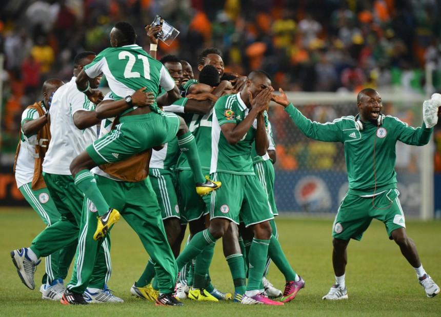 Les super eagles participeront leur 5e phase finale de coupe du monde camerounsports - Phase finale coupe du monde 2014 ...