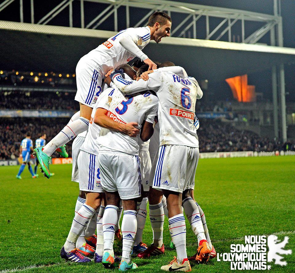 Coupe de la ligue lyon de bedimo rejoint paris en finale camerounsports - Finale coupe de la ligue 2014 ...