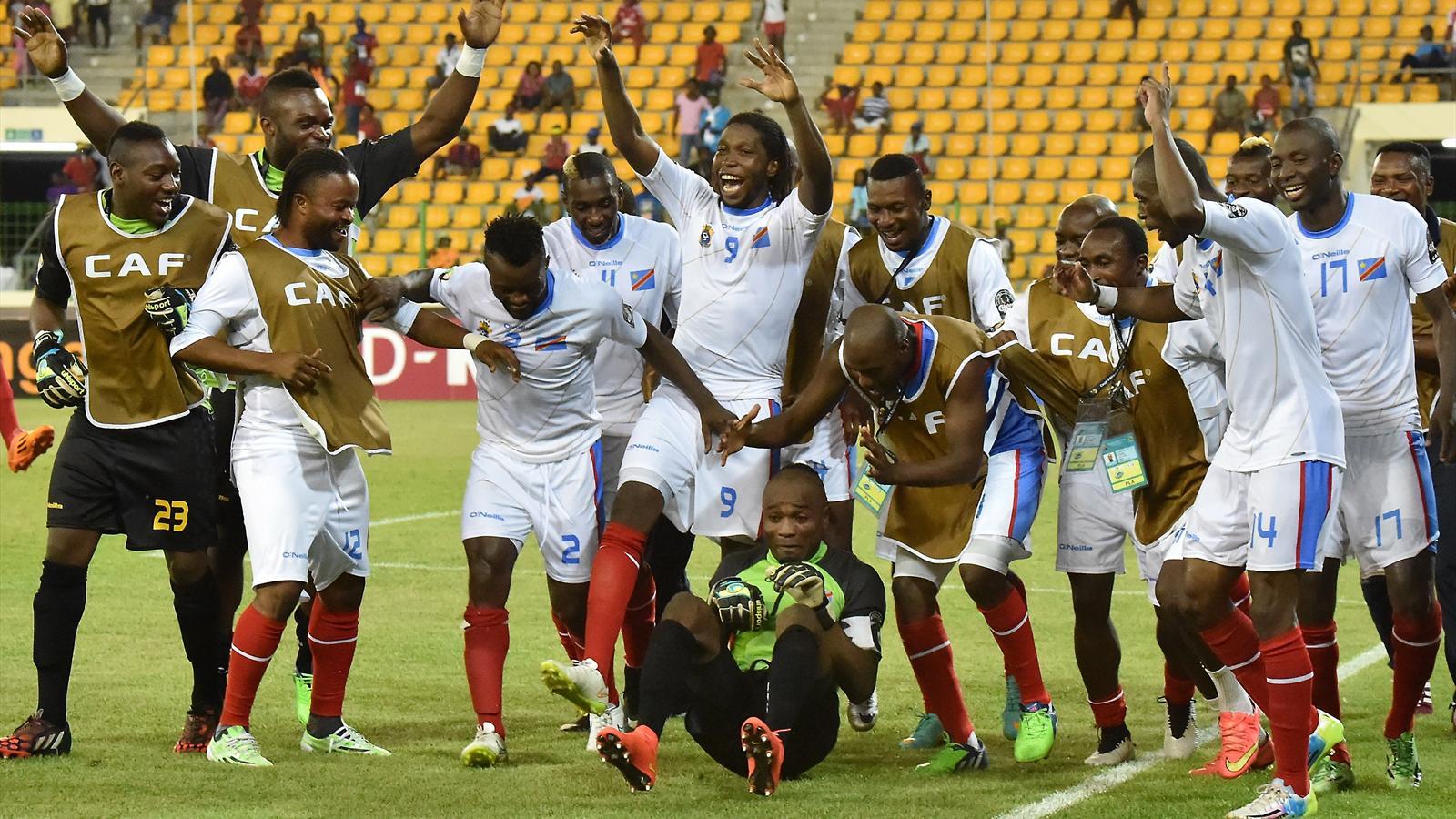 CAN 2015 : La RDC termine sur le podium
