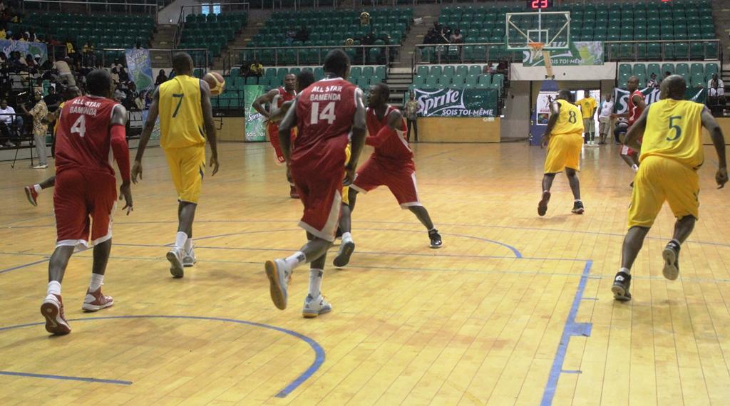 Finale coupe du Cameroun de basketball Sénior masculin : Bamenda All