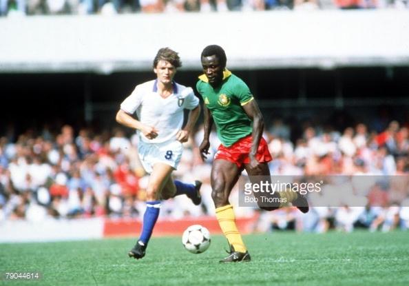 Emmanuel kund 38 s lections vainqueur de la coupe d 39 afrique des nations en 1984 et en 1988 - Vainqueur coupe d afrique ...