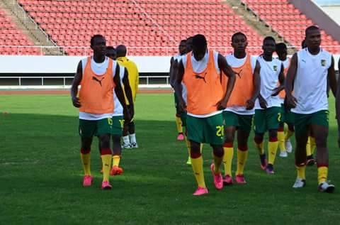 Amical : les lions U23 affrontent le Maroc ce jour ...