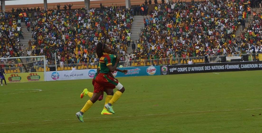 Can 2016 les lionnes prennent un bon d part camerounsports - Prochaine coupe d afrique des nations ...