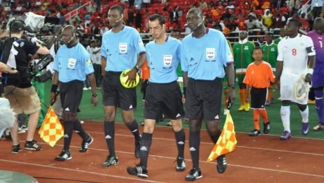 Can gabon 2017 trois arbitres camerounais retenus camerounsports - Prochaine coupe d afrique des nations ...
