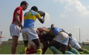 Rugby Africa Gold Cup : Le Zimbabwe et l'Ouganda font…