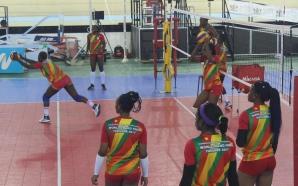 Volleyball : Les Lionnes indomptables se préparent à affronter Trinidad