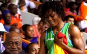 Emilienne Essombè Tiako/Médaillée d'or en lutte libre: «Je dédie cette…