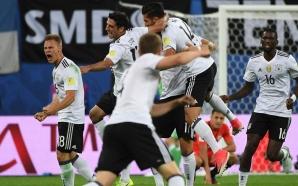 L'Allemagne remporte la Coupe des Confédérations 2017