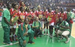 Afrobasket dames 2017 : La liste des 12 lionnes sélectionnées