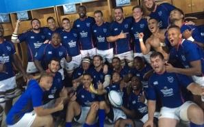 La Namibie a remporté la Rugby Africa Gold Cup 2017