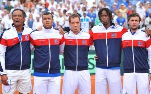 Tennis – Coupe Davis : Yannick Noah qualifie l'équipe de…