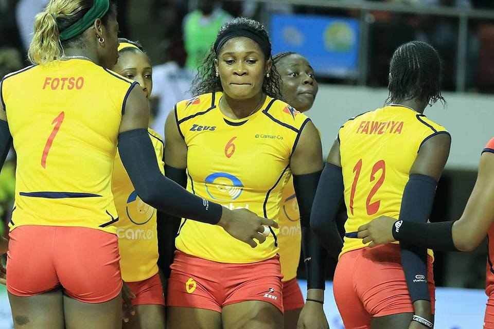 CAN Volley-ball Dame 2017: Laeticia Moma Bassoko élue meilleure joueuse…