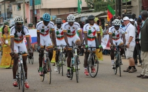 Grand Prix Cycliste internationale Chantal Biya 2017: Voici les coureurs…