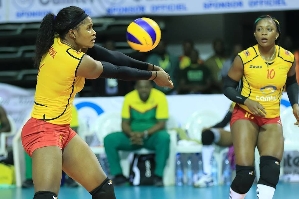 CAN Volleyball 2017: Laeticia Moma Bassoko, l'indomptable