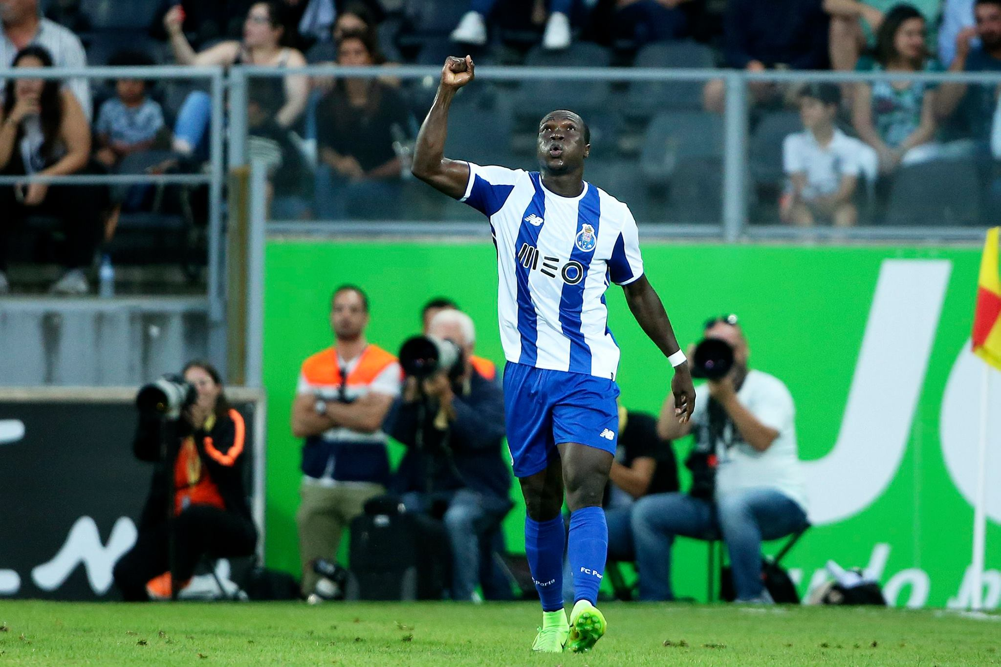 Coupe du portugal aboubakar buteur le fc porto domine - Coupe du portugal football ...