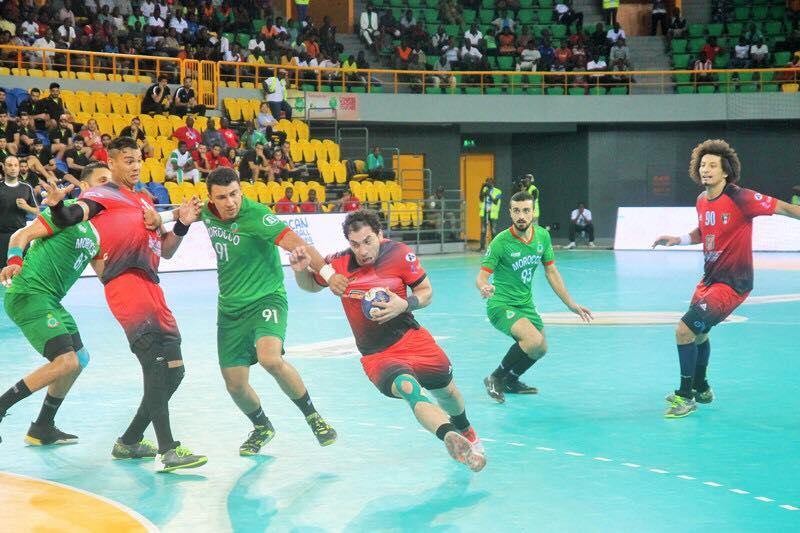 Can handball gabon 2018 tunisie gypte en finale camerounsports - Coupe d afrique handball ...
