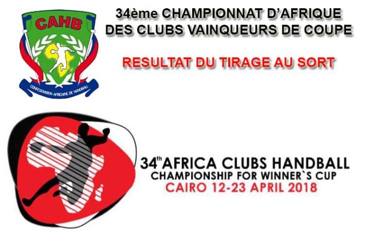 Handball coupe d afrique des clubs vainqueurs 4 clubs camerounais engag s camerounsports - Coupe africaine des clubs ...
