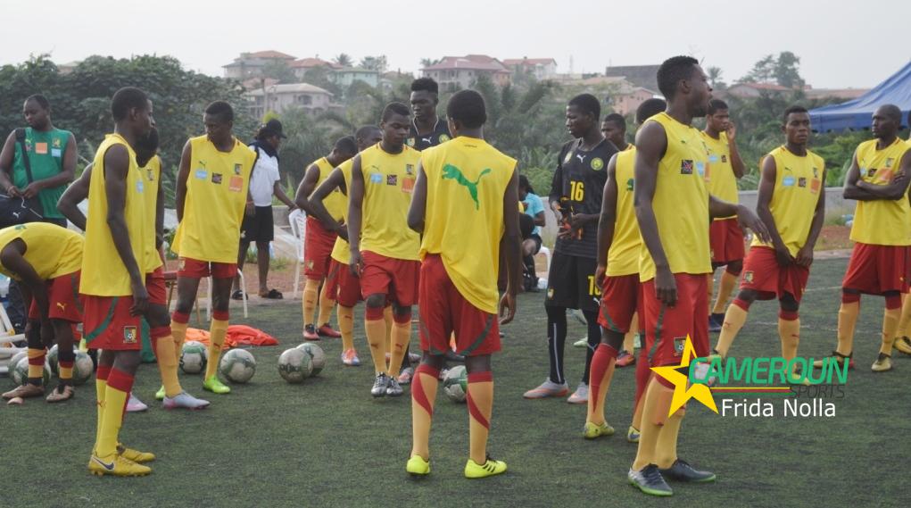 Elim CAN U20 Niger 2019   27 joueurs convoqués pour le second stage ... 9ed132b9f7371