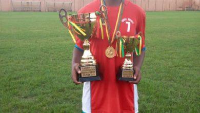 Photo de Coupe du Cameroun (D) 2019 : Alice Flora Kameni meilleure joueuse de la compétition