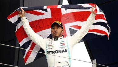 Photo of Grand Prix de Grande-Bretagne : Lewis Hamilton nouveau ROI d'Angleterre
