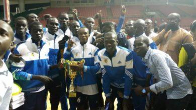 Photo de Handball : Fin de la 4e édition du tournoi national de vacances de handball