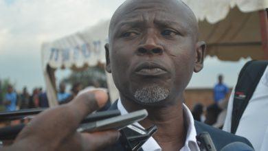 """Photo de Akoué Domingo: """"Certains amateurs qui n'ont rien à faire dans le football doivent le quitter"""""""