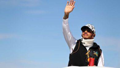 Photo of Lewis Hamilton sacré champion du monde pour la 6ème fois en F1