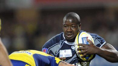 Photo de L'ancien rugbyman français, Ibrahim Diarra est décédé à l'âge de 36 ans des suites d'AVC