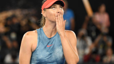 Photo de La belle Maria Sharapova prend définitivement sa retraite !