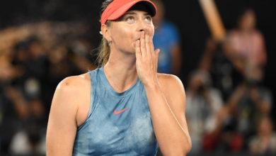 Photo of La belle Maria Sharapova prend définitivement sa retraite !