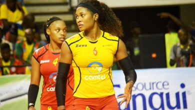 Photo de Volleyball : Laetitia Moma-Bassoko prolonge à L'ASPTT Mulhouse