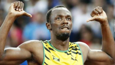 Photo of Usain Bolt est papa pour la première fois