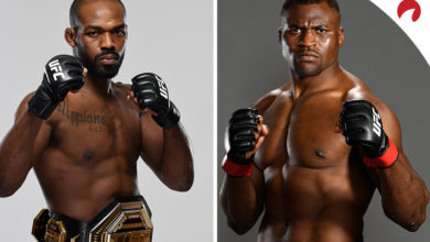 Photo de Ngannou vs Jon Jones : Le combat des champions !