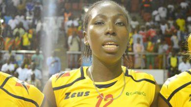 Photo of Fawziya Abdoulkarim (Double championne d'Afrique de Volleyball) : « Je rêve de nouveaux challenges…»