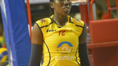 Photo de Volleyball (France) : Fawziya Abdoulkarim dépose ses valises à l'ESCV