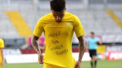 Photo of Les footballeurs qui ont rendus hommage à George Floyd