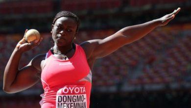 Photo of La lanceuse de poids, La camerounaise Auriol Dongmo devient portugaise