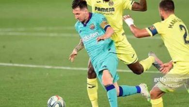 Photo of Liga : Zambo et Villareal n'ont pas fait le poids face au fc Barcelone de Messi