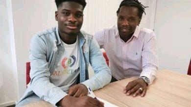 Photo of Ligue 1: Le Franco Camerounais du PSG, Éric Junior Dina Ebimbe prêté à Dijon