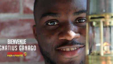 Photo of Ligue 1 : l'attaquant camerounais de l'OGC Nice, Ignatius Ganago signe un contrat de 4 ans avec Lens