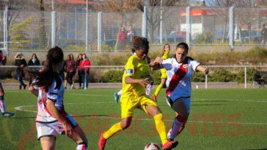Photo of La vétérante Gabrielle Ngaska propulse son équipe la FF Solana en première division Espagnole !
