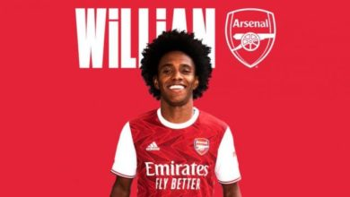 Photo of Willian s'engage officiellement avec les Gunners d'Arsenal !