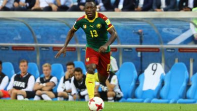 Photo of Christian Bassogog testé positif au covid-19 !
