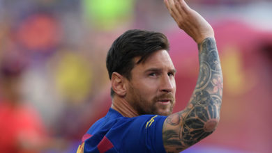 Photo de Lionel Messi rejoint le club des sportifs milliardaires