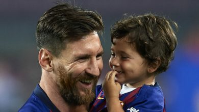 Photo of Leo Messi sur son fils Mateo : « C'est un bâtard complet » !