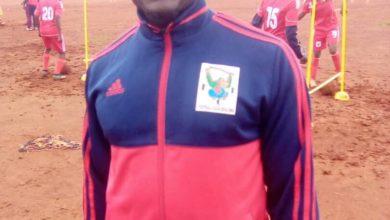 Photo de Henri Bayano Sobze, nouveau Directeur Technique de FC Ebolowa