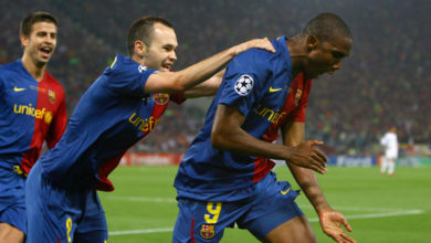 Photo of Samuel Eto'o : « Iniesta est le meilleur joueur avec qui j'ai joué » !